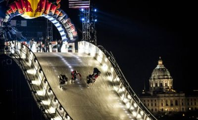 Red Bull Crashed Ice Saint Paul 2014.