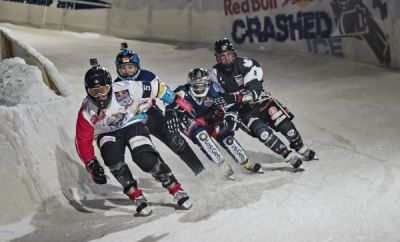 Red Bull Crashed Ice: Live-Stream aus Saint Paul.