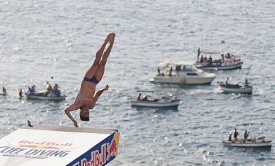 Red Bull Cliff Diving World Series Kuba 2014.